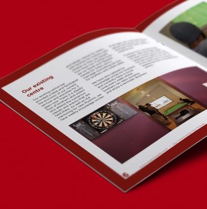 Revert2Reality Fundraising Brochure